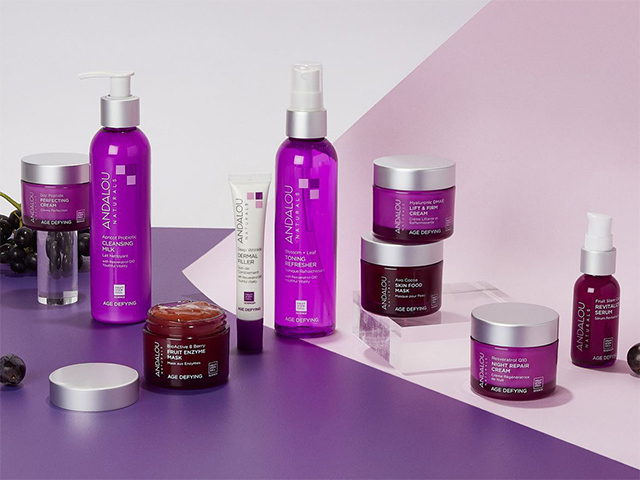 Win a Andalou Age Defying Pack