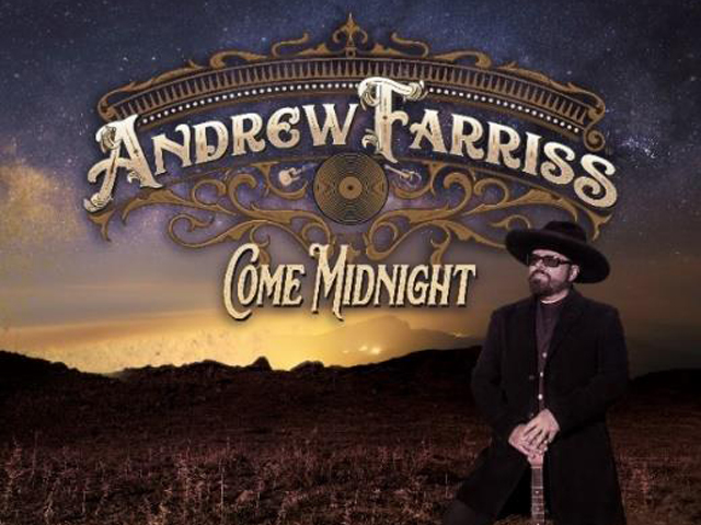 Andrew Farriss Come Midnight