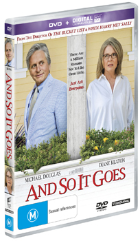 And So It Goes DVD