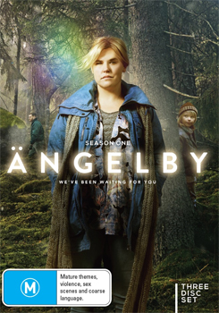 Angelby Season 1 DVD