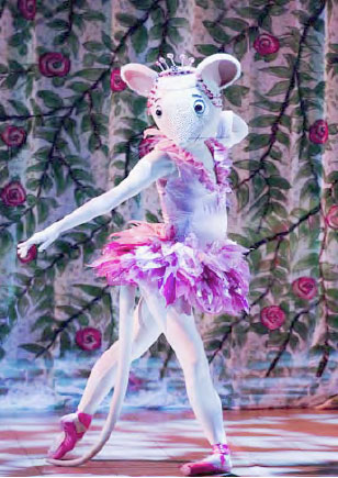 Angelina's Star Performance from the English National Ballet