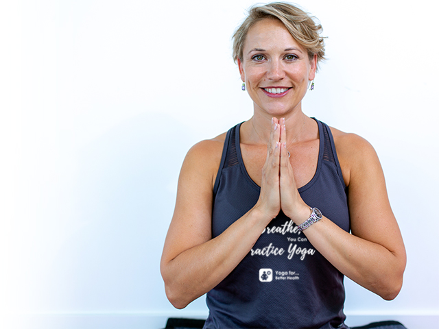 Ann Marie Johnston Reduce Yoga Risks Interview