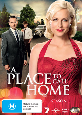A Place To Call Home DVDs