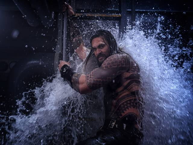 Jason Momoa in Australia for Aquaman