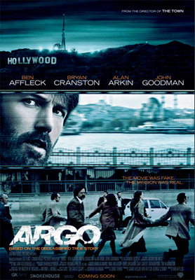 Ben Affleck Argo Interview