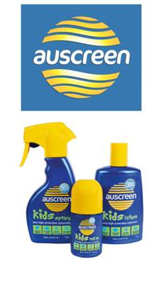 Auscreen Coloured Sunscreen