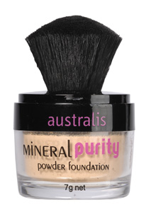 Australis Mineral Purity Powder Foundation