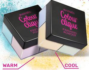 Australis Colour Clique Finishing Powder