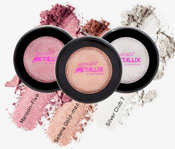 australis Metallix Eye Shadow