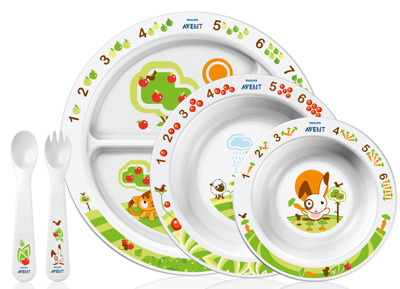 Philips AVENT Toddler Mealtime Range