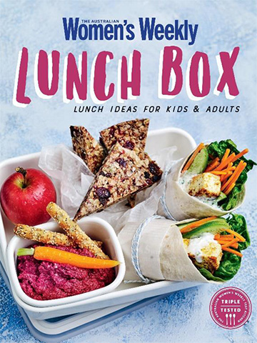 The Australian Women's Weekly Lunch Box