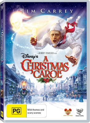 Jim Carrey, Colin Firth and Robin Wright A Christmas Carol Interview
