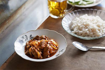AYAM Beef Massaman Curry