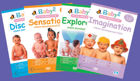 Baby 2 DVDs