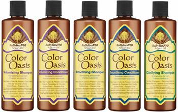 BaByliss PRO Argan Oil Color Oasis Range
