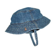 Baby Gap Denim Sun Hat