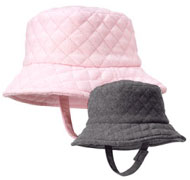 Baby Gap Quilted Hat