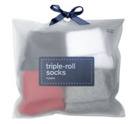 Baby Gap Triple Roll Socks Boy