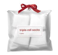 Baby Gap Triple Roll Socks (4-Pack)