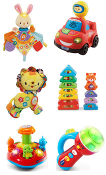 Baby, VTech's Got You Covered