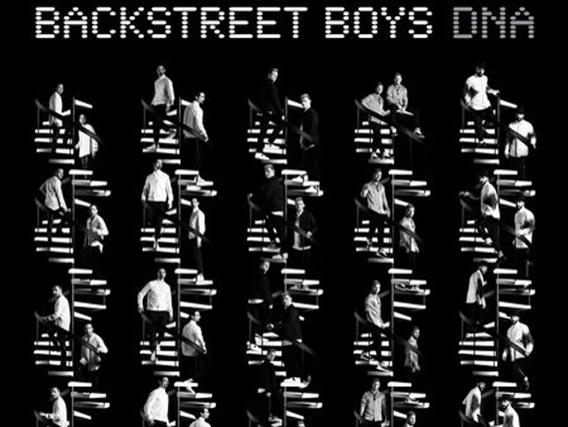 Backstreet Boys DNA Released