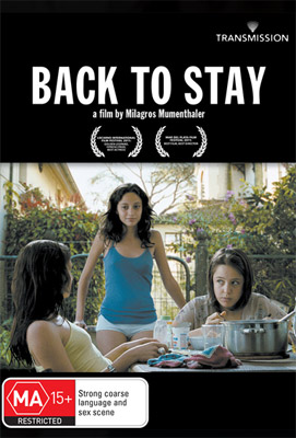 Back To Stay DVD