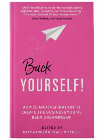 Back Yourself Books