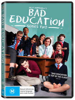 Bad Education Series 2 DVD
