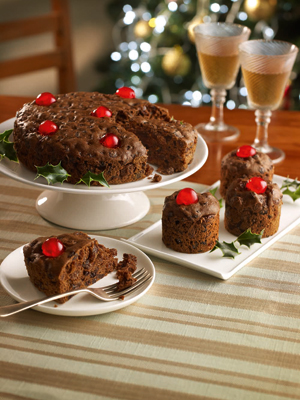 Bakers Delight Traditional Christmas Cakes