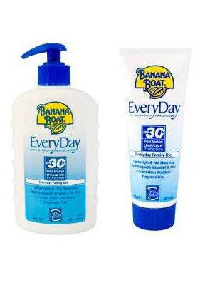 Banana Boat EveryDay Sunscreen