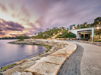 Project of the Year: Barangaroo Reserve