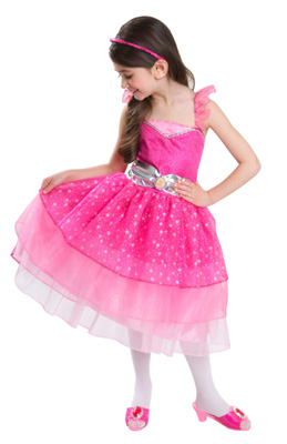 Barbie In a Fashion Fairytale Costume