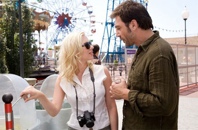 Woody Allen Vicky Cristina Barcelona Interview