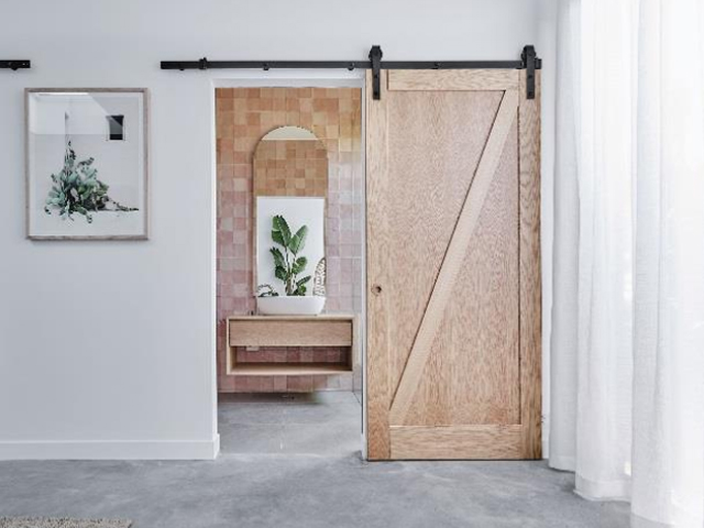 Barn Doors: Slide Into Style with Corinthian