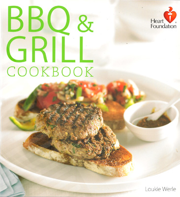BBQ and Grill Cookbook