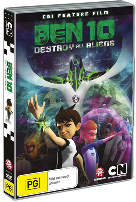 Ben 10 destroy all aliens games free download
