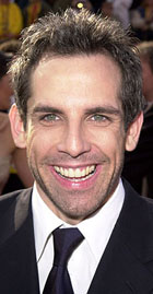 HOLLYWOOD'S FUNNY MAN - BEN STILLER
