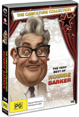 Best of Ronnie Barker DVD