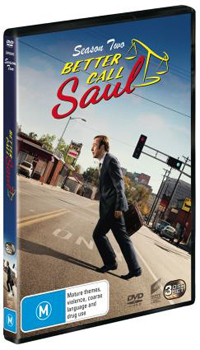 Better Call Saul Season 2 DVD