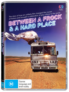 Between a Frock and a Hard Place DVD