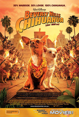 Piper Perabo Beverly Hills Chihuahua Interview