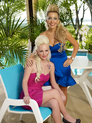 Bonnie and Whitney Big Rich Texas Interview