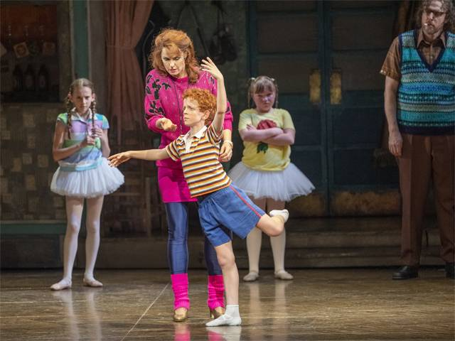 Lisa Sontag Billy Elliot the Musical Interview