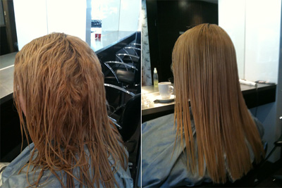 Bio Ionic Straightening Regrowth