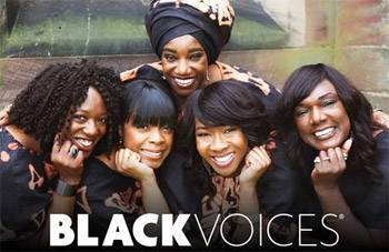 Black Voices Australian National Tour