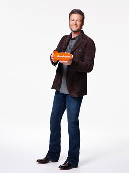 Blake Shelton Hosts Nickelodeon's 2016 Kids' Choice Awards