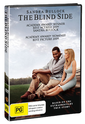 The Blind Side DVD & Interview Backgrounder