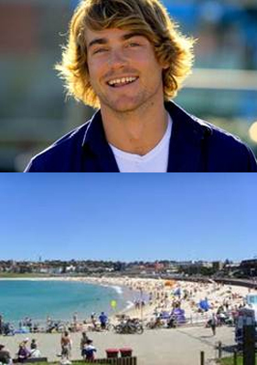 Ultimate Life's Good Beach BBQ with Hayden Quinn