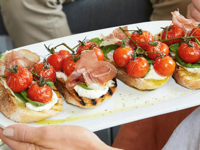 Brunch Bruschetta