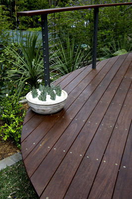 Boral's Commercial Decking has Industrial Appeal